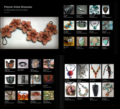 Polymer Artists Showcase by Tejae Floyde, 2010