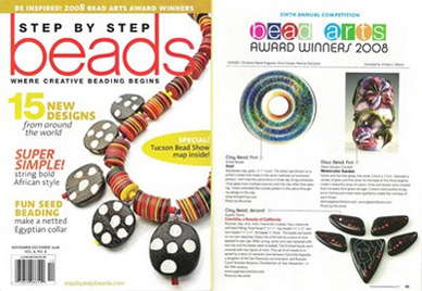 Step by Step Beads, Vol.6 No.6, 2008