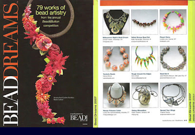 Brochure Bead Dreams, 2007