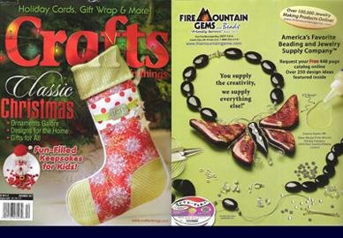 Crafts, December 2011